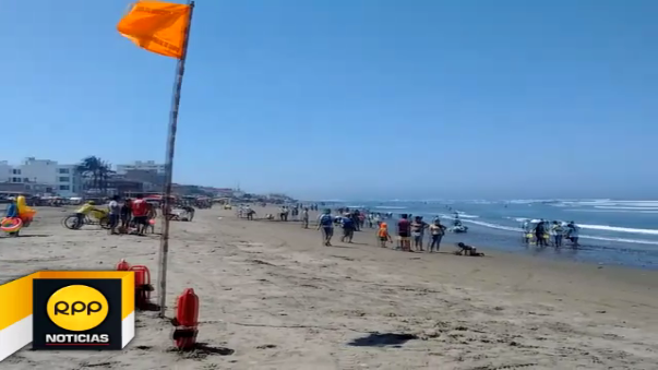 Pimentel descartado como sede de los Juegos Suramericanos de Playa
