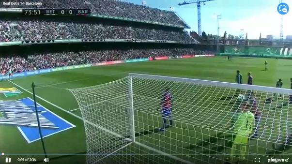 Revive aquí los goles del partido.