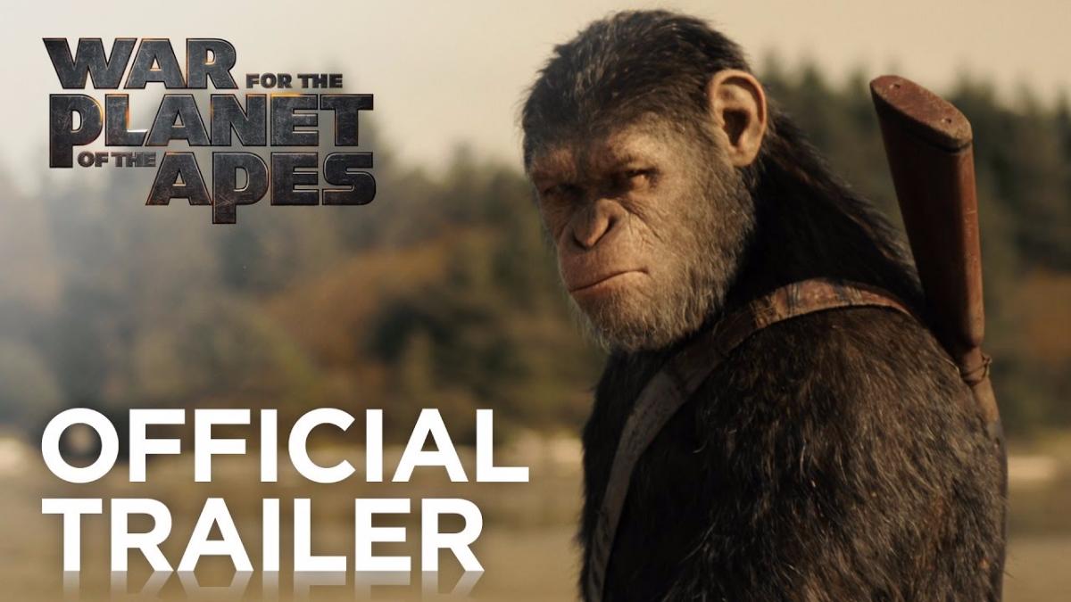 La primera película de 'El Planeta de los simios' fue estrenada en 1968.