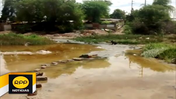 Indicaron que los colectores no están diseñados para la evacuación de aguas pluviales, por lo que se exhorta a los usuarios a utilizar con responsabilidad este sistema.