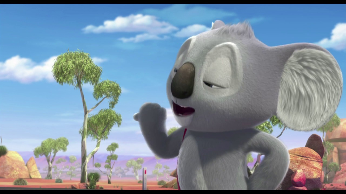 Blinky Bill: El Koala - Tráiler