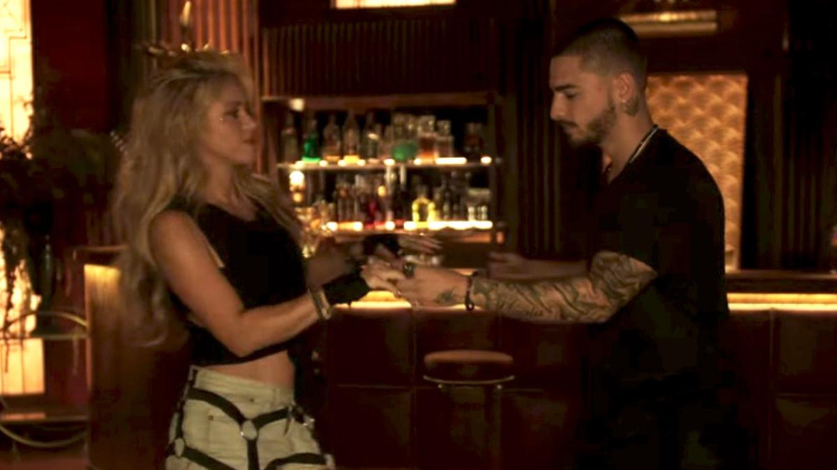 Shakira y Maluma lanzan