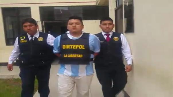 Ángelo Torres Fasabi sería miembro de