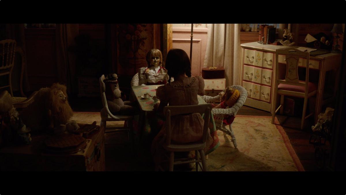 Annabelle está basada en una historia real de una muñeca supuesta poseída.