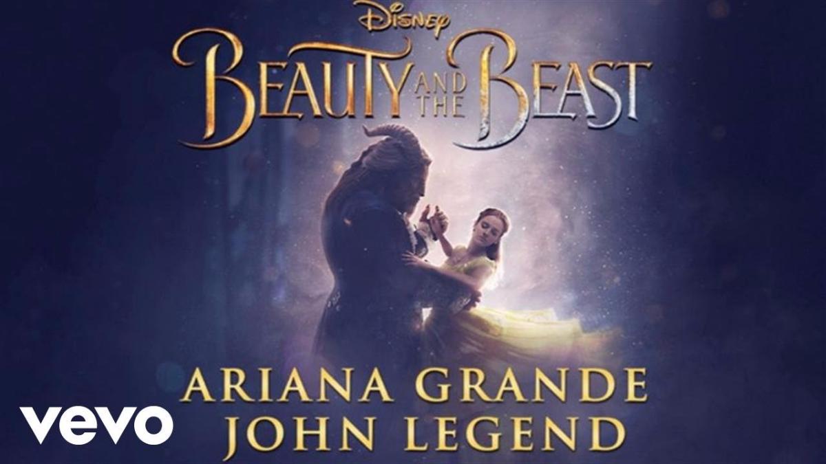 Esta es la canción oficial de la película La Bella y la Bestia