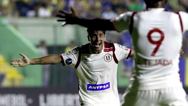 Diego Manicero llegó a Universitario de Deportes en el 2016 procedente de Sporting Cristal.