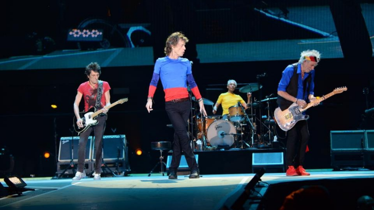 Rolling Stones - Super Bowl