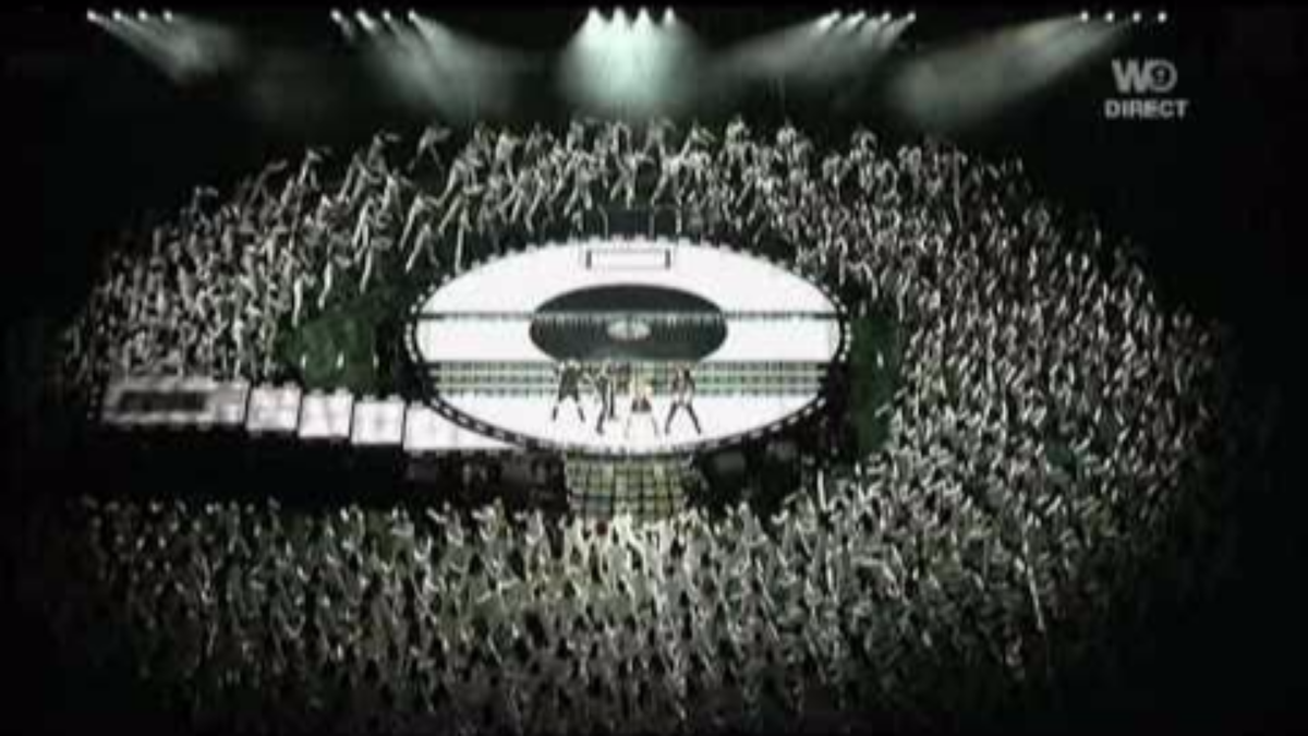 The Black Eyed Peas - Super Bowl