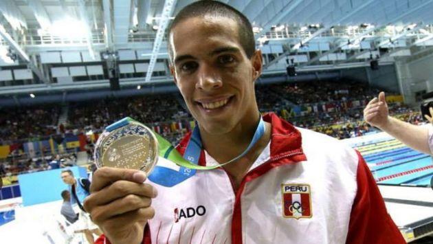 Mauricio Fiol dio positivo en los Juegos Panamericanos Toronto 2015.