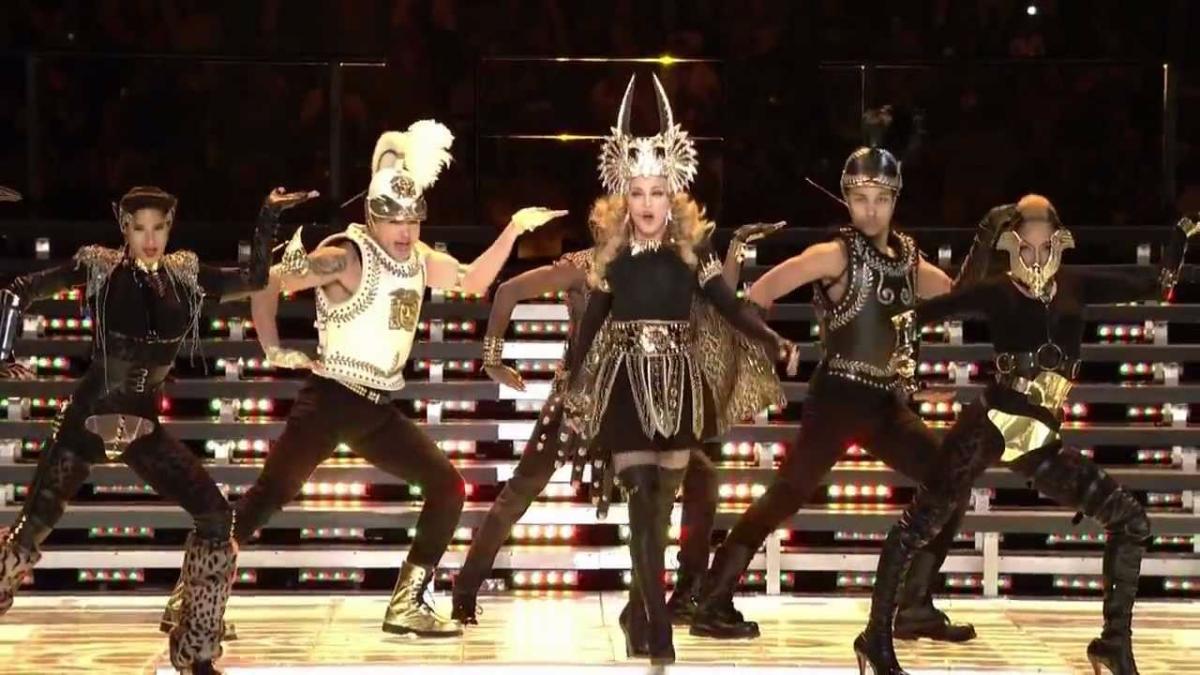 Madonna- Super Bowl