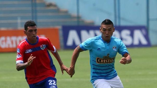 Sporting Cristal no pudo con Unión Comercio (0-0).