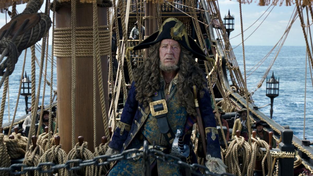 Piratas del Caribe 5: La Venganza de Salazar - Nuevo adelanto