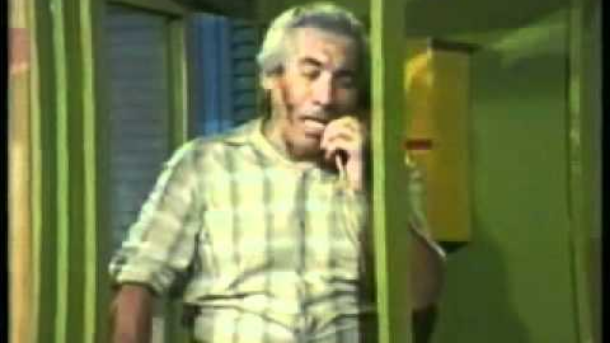 Guillermo Campos en Risas y Salsa