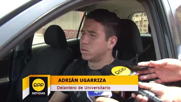 Adrián Ugarriza jugó los 4 partidos del Sudamericano Sub 20 y no anotó.