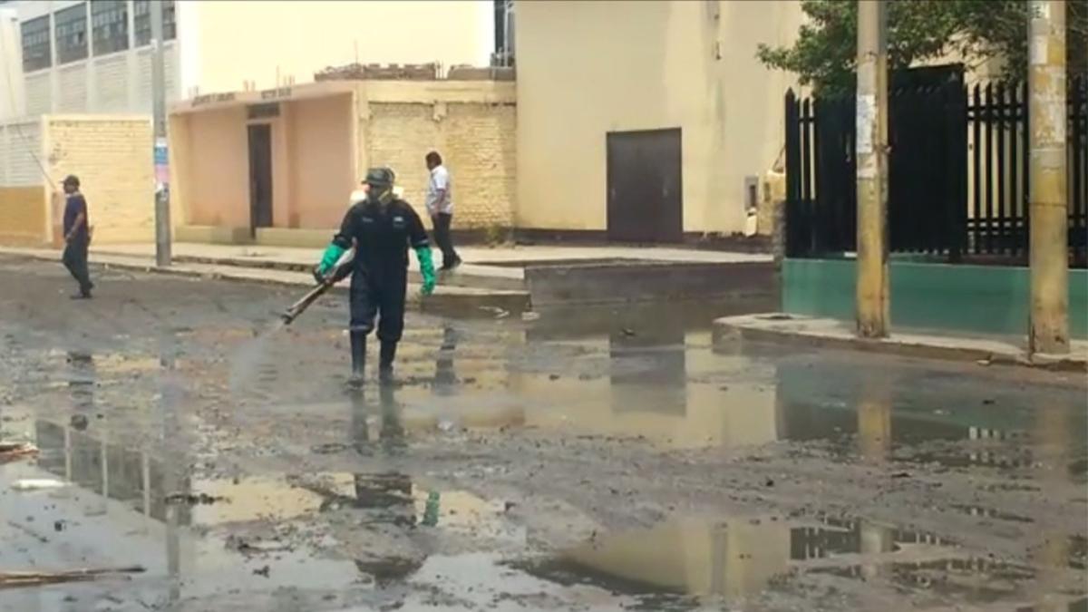 Autoridades indican que aún falta retirar el agua en 37 puntos de la ciudad, esto debido al riesgo que representan.