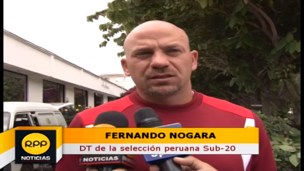 Esto dijo Fernando Nogara tras la rápida eliminación de Perú.