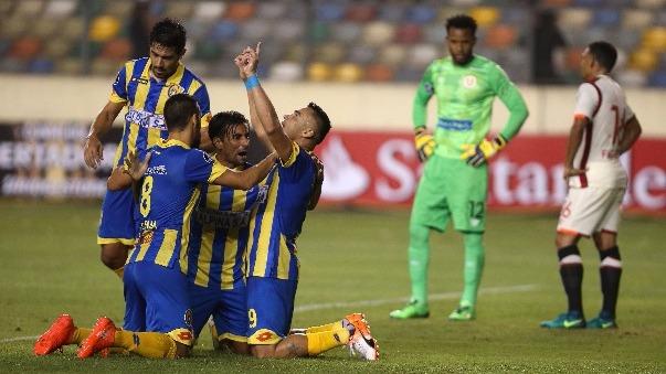 El resultado global quedó 4-3 a favor de Deportivo Capiatá.