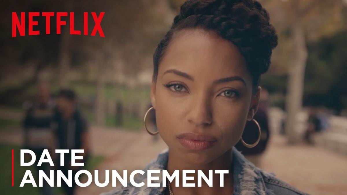 La serie estrenará el 28 de abril en la plataforma por Streaming