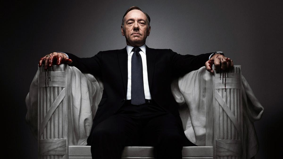 House of Cards | Anuncio de fecha de estreno de la temporada 5.