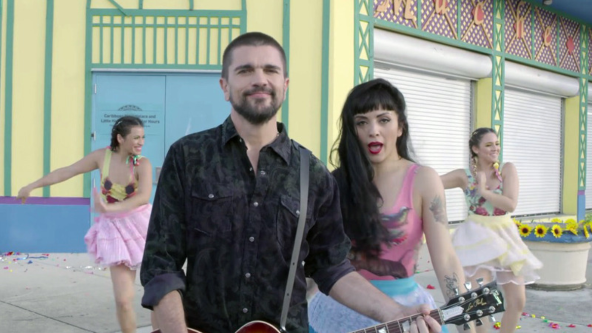 Mon Laferte - Amárrame ft. Juanes