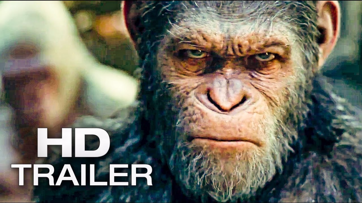 Tráiler de El planeta de los simios: La Guerra