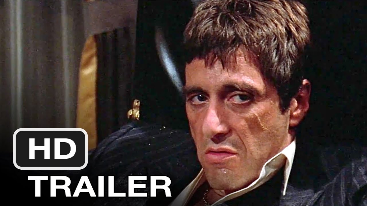 Scarface (1983) Blu-Ray Release Trailer HD