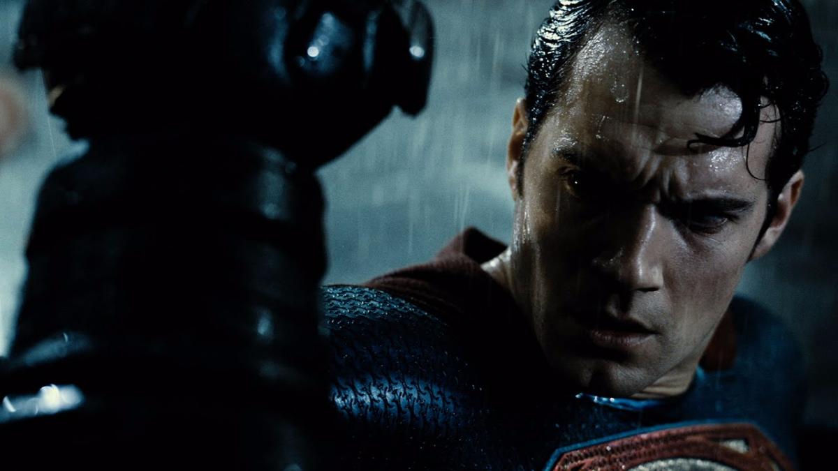 Este el tráiler de Batman vs Superman