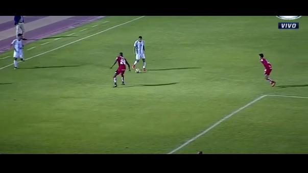 Con un gol de Fernando Zampedri, Atlético Tucumán avanzó en cancha a la tercera fase de la Copa Libertadores.