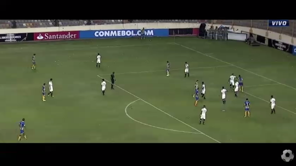 Aquí los goles del triunfo 3-0 de Deportivo Capiatá ante Universitario el jueves en Lima.