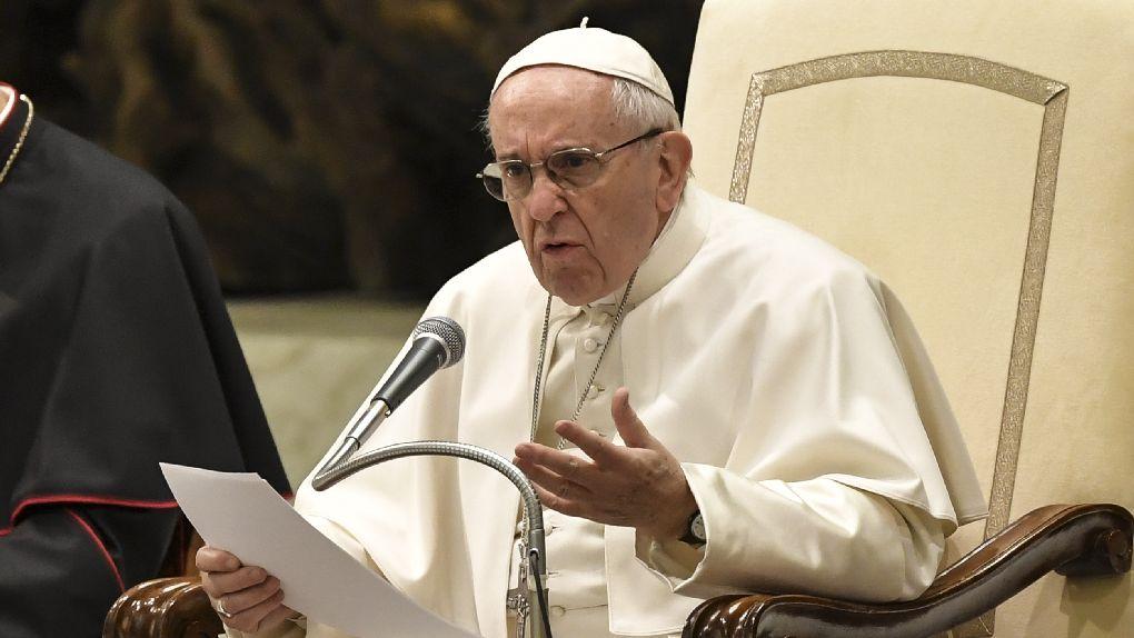 Mira el mensaje del Papa Francisco de esta semana.