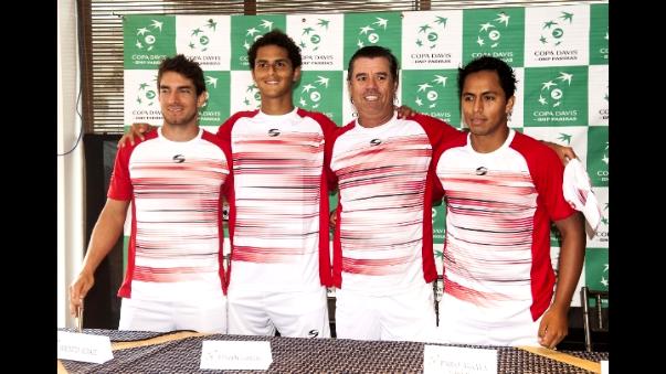 Pablo Arraya dio a conocer sus ideas a futuro con el tenis peruano.
