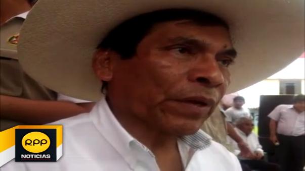 Ministro llegó a Piura para entregar apoyo a agricultores, monitorear afectación agraria y anunciar que también destinará presupuesto de su sector para la emergencia.