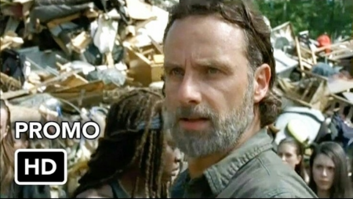 The Walking Dead 7x10 - Trailer