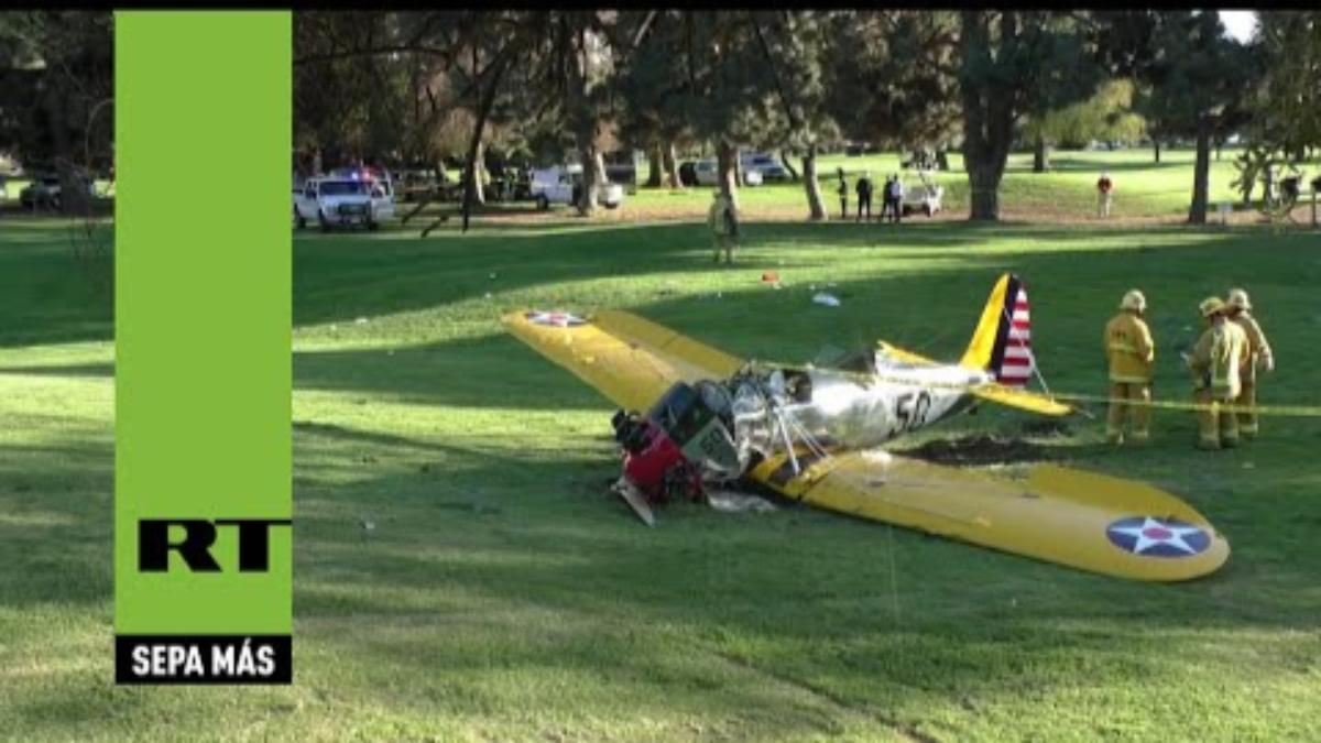 En marzo de 2015 Harrison Ford resultó herido en un accidente de avioneta.