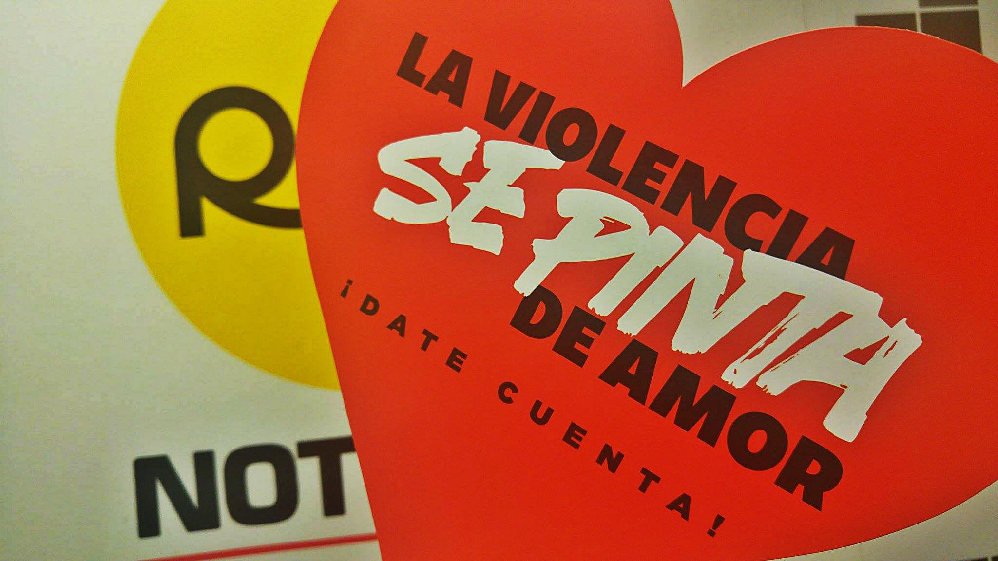 La campaña durará tres meses, pero las acciones para evitar la violencia contra la mujer no cesarán.
