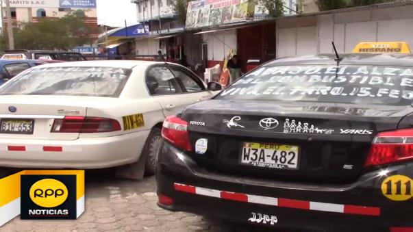 Los transportistas señalan que gastan hasta 12 soles más en combustibles al día.