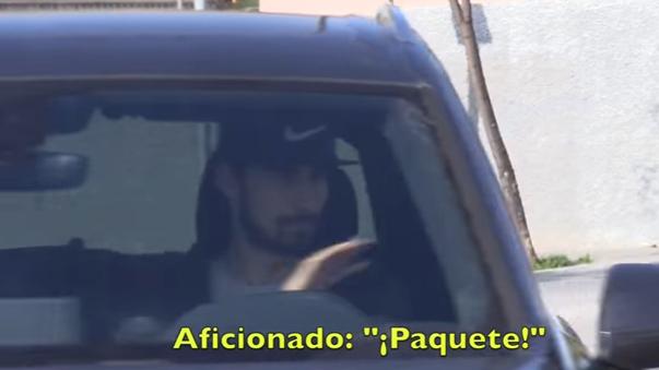 André Gomes está en la mira de los hinchas de Barcelona, pero para Luis Enrique es titular indiscutible.
