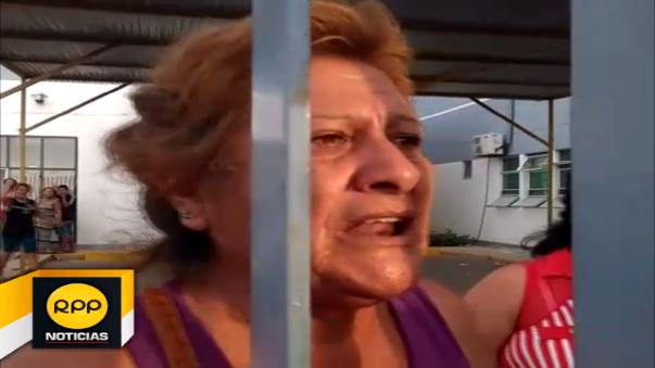 Azucena Elizalde pide justicia para su sobrino.