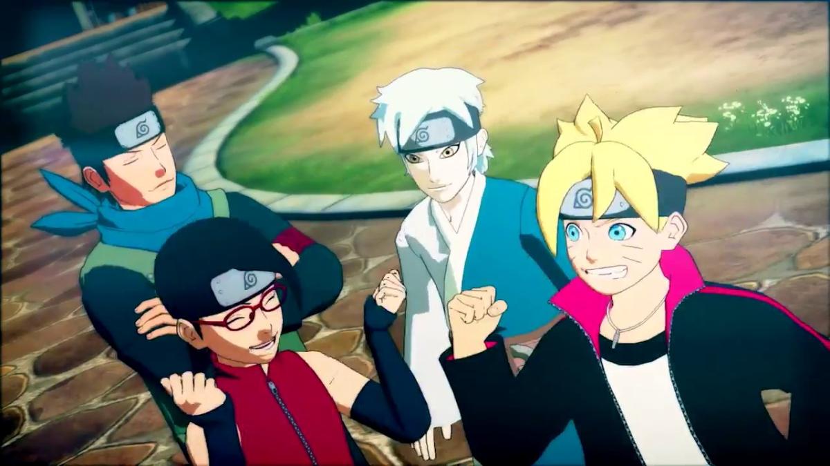 Este es el tráiler de lanzamiento de Road to Boruto, expansión de Naruto Shippuden: Ultimate Ninja Storm 4.