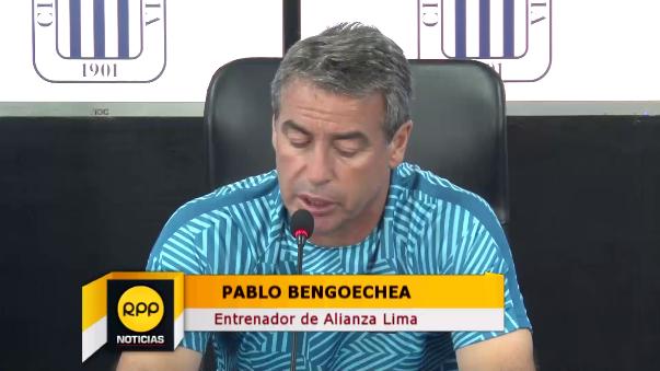 Pablo Bengoechea quiere alcanzar su segundo triunfo con Alianza Lima en el Torneo de Verano.