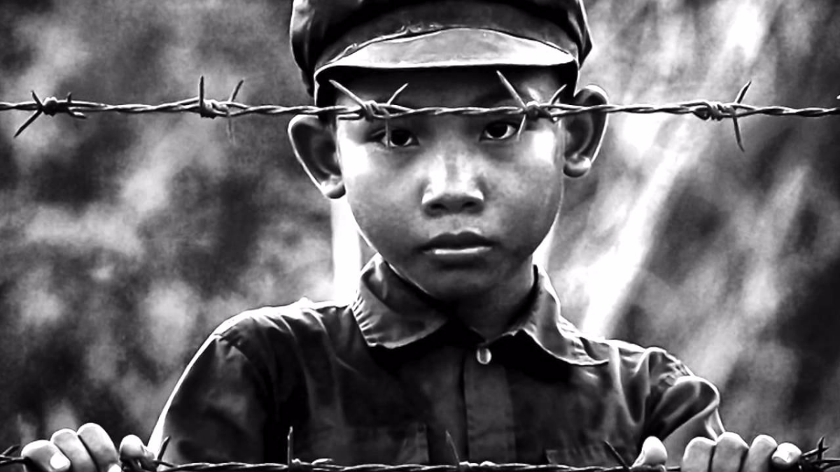 First they killed my father: a daughter of cambodia remembers (Trailer)