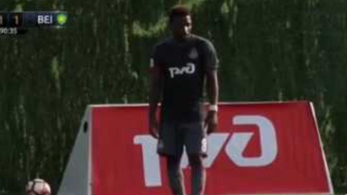 Jefferson Farfán está en España haciendo la pretemporada con el Lokomotiv.