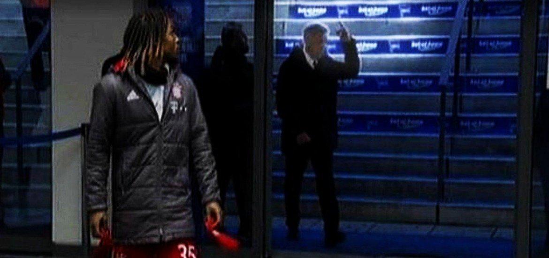 Carlo Ancelotti está entrenando a Bayern Munich desde comienzos de la temporada 2016-2017.