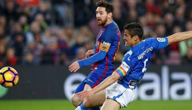 En 2009 Barcelona ganó todas las competiciones que disputó (Liga, Copa, Supercopa de España, Liga de Campeones, Supercopa de Europa y Copa Mundial de Clubes).