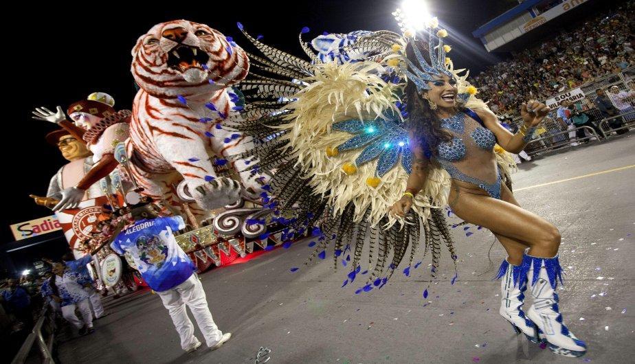 Los preservativos se repartirán en lugares estratégicos durante el carnaval de Río de Janeiro.