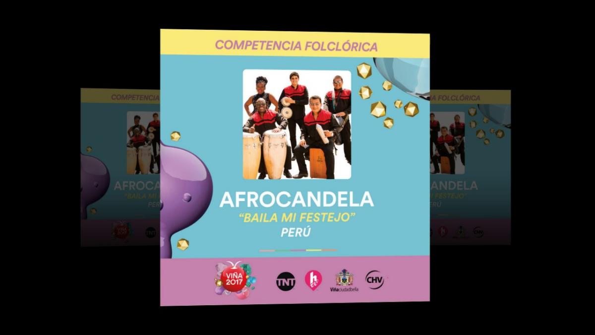 Baila mi festejo - Afrocandela