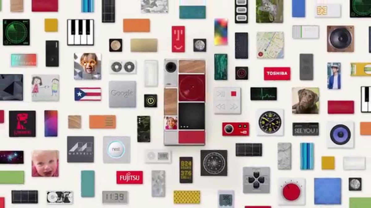 Project Ara: Part of it