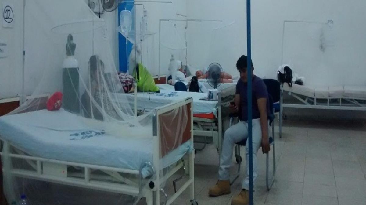 Los casos se registraron en la ciudad de Piura, en el Bajo Piura y Talara.