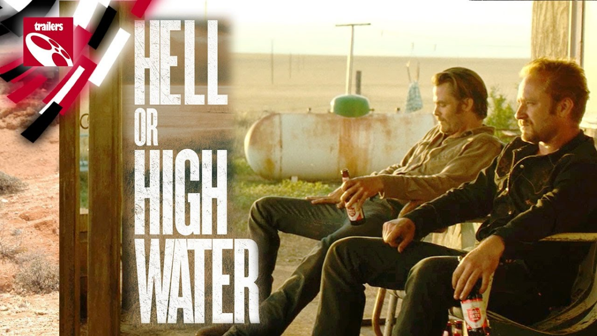 Trailer - Hell or High Water
