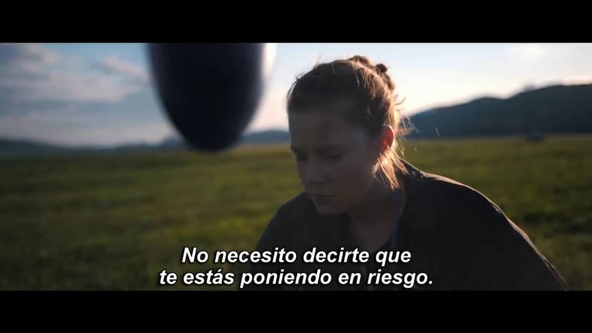 La Llegada - Trailer